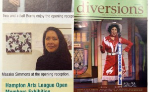 Diversions April/May/June 2011 Issue from Charles H. Taylor Arts Center