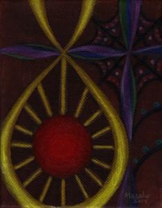 Root chakra, Web of life